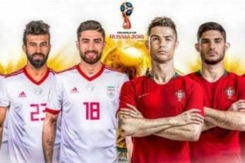 پیش بینی جالب و دقیق از بازی ایران و پرتغال
