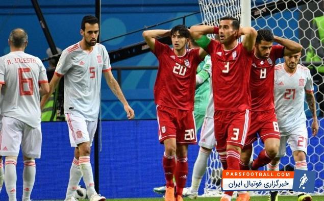 علیرضا جهانبخش مصدومیت جزئی دارد ؛ خبری بد از تیم ملی ایران در آستانه بازی با پرتغال