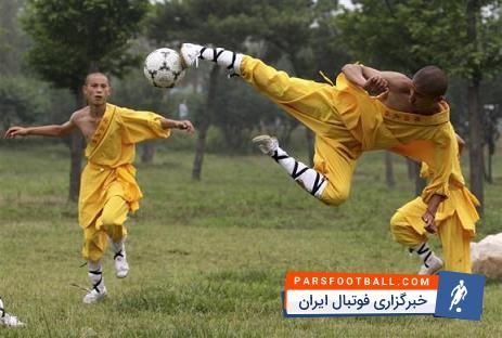 فوتبال رزمی ؛ بازی فوتبال با انجام حرکات رزمی ؛ دعواها و حرکات رزمی در فوتبال
