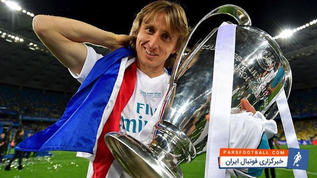 لوکا مودریچ ؛ عکس ؛ نگاهی به بدل لوکا مودریچ بازیکن رئال مادرید در ایران