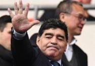 مارادونا : فدراسیون فوتبال آرژانتین توسط افرادی اداره میشود که هیچ چیز از فوتبال نمیدانند