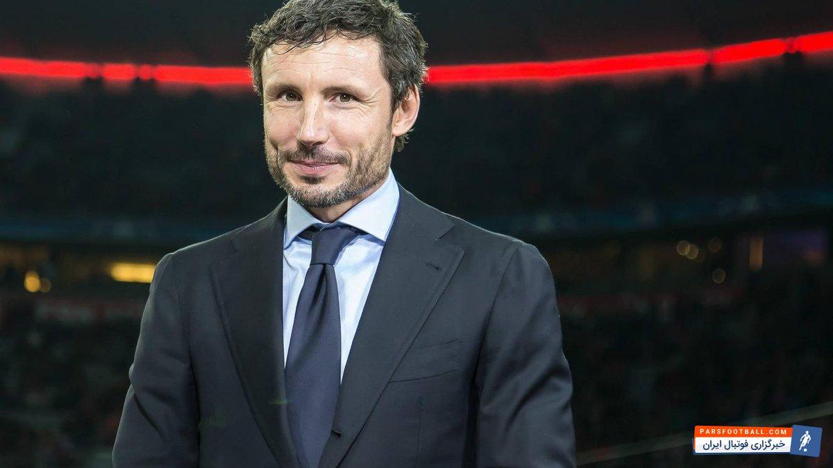 مارک فن بومل و قراردادی سه ساله با باشگاه آیندهوون به عنوان سرمربی این تیم