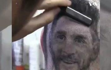 آرایشگر حرفه ای ویژه جام جهانی فوتبال 2018