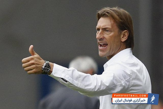 رنار: هیچوقت حق با مربی بازنده نیست ؛اعتراف سرمربی تیم ملی مراکش بعد از دیدار با ایران
