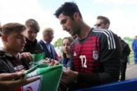 مظاهری ؛ پیشنهاد اروپایی برای رشید مظاهری ملی پوش فوتبال ایران