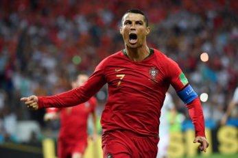 رونالدو ستاره تیم پرتغال در دیدار برابر اسپانیا عملکردی فوق العاده انجام داد