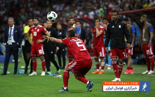 میلاد محمدی ؛ عکس ؛ بازتاب پرتاب اوت میلاد محمدی در آپدیت جدید بازی فیفا