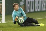 نویر دروازه بان تیم فوتبال آلمان به دنبال رکورد شکنی در رقابت های جام جهانی می باشد