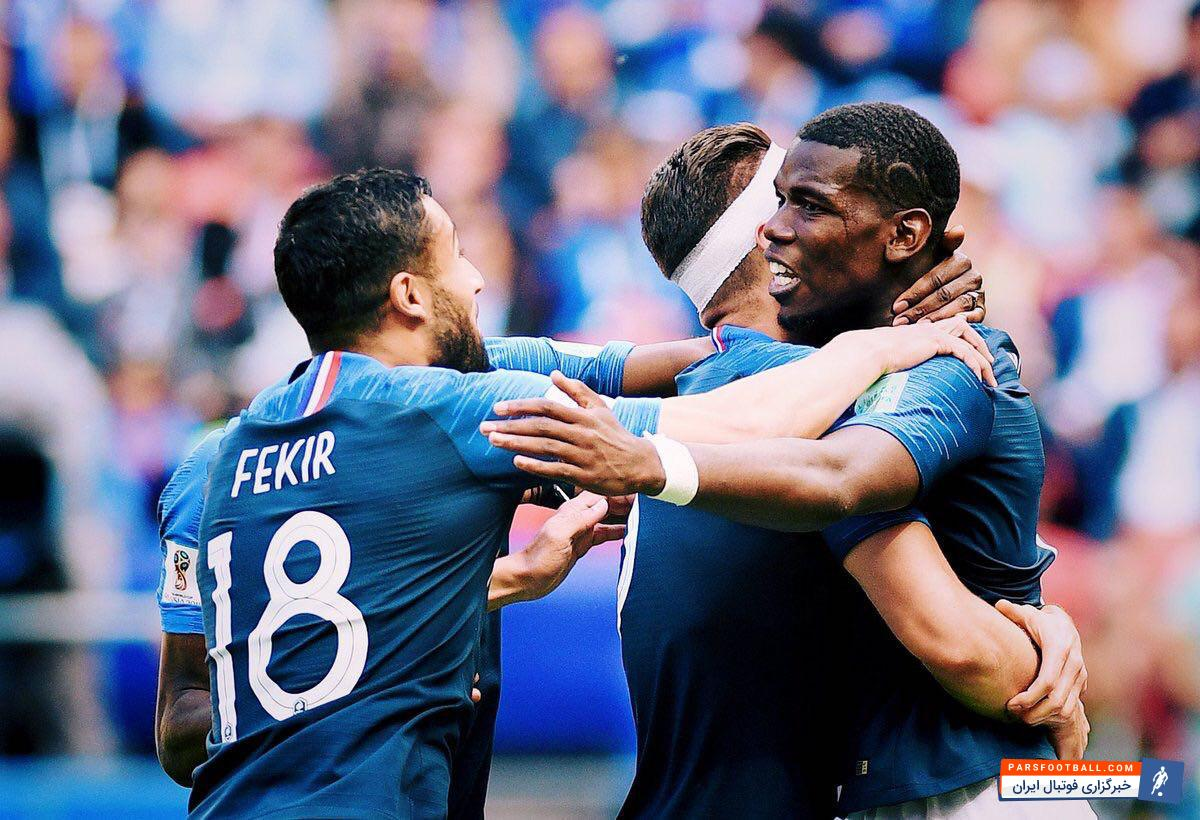 پوگبا : باید انتقام فینال یورو را بگیریم ؛ ستاره آبی ها در اندیشهی انتقامگیری ؛ پارس فوتبال
