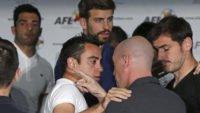 اسپانیا ؛ حمایت ژاوی اسطوره بارسلونا از اخراج لوپتگی از تیم فوتبال اسپانیا