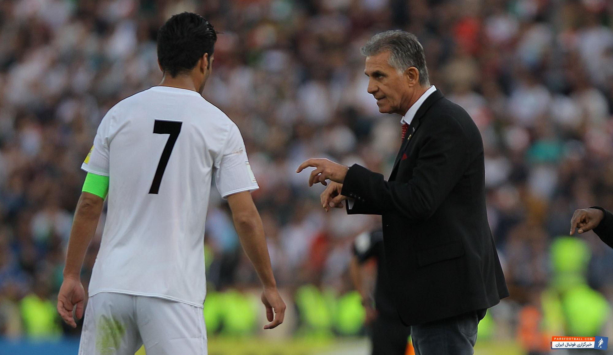 کی روش: بازی با پرتغال ربطی به وطن پرستی و ملی گرایی ندارد ؛ پارس فوتبال