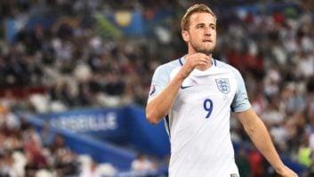 کین ؛ هفتمین گل هری کین برای تیم فوتبال انگلیس در پنجمین بازی اش