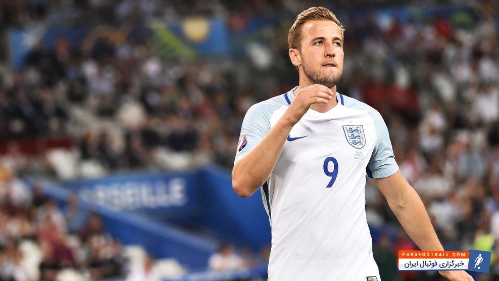 اینفوگرافی هری کین بهترین بازیکن دیدار تیم های انگلیس و پاناما در جام جهانی 2018 روسیه