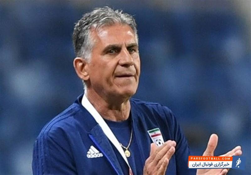 کی روش ؛ پوستر اختصاصی و زایگان کارلوس کی روش برای کاربران خبرگزاری پارس فوتبال