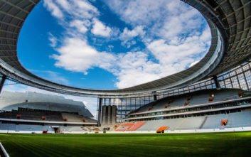 ورزشگاه یکاترینبورگ آرنا میزبان جام جهانی