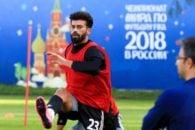 رامین رضاییان مدافع کناری تیم ملی است رامین رضاییان سخت در حال تمرین است تا جایگاه فیکس خود در ترکیب را برای جام جهانی هم حفظ کند.