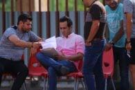علی کریمی امروز در میان حمایت و استقبال هواداران این تیم در استادیوم سردار جنگل حضور یافت علی کریمی همانطور که وعده داده بود تمرینات سپیدرود را استارت زد.