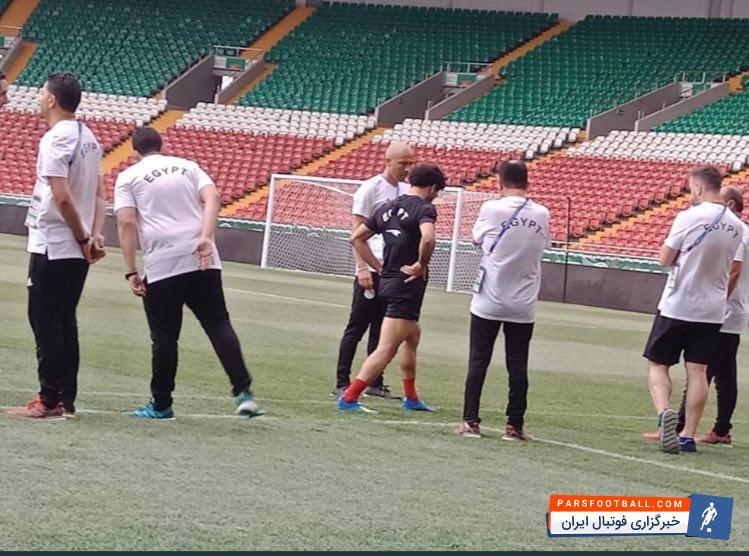 محمد صلاح بعد از مصدومیتش در دیدار فینال چمپیونزلیگ در فهرست نهایی تیم ملی مصر قرار گرفت تا امید هواداران فراعنه برای درخشش محمد صلاح زیاد شود.