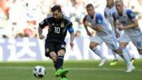 مسی ؛ 11 پنالتی از دست رفته از سوی لیونل مسی در بازی های ملی و باشگاهی