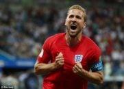 هری کین - تیم ملی انگلیس