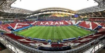 ورزشگاه کازان - جام جهانی