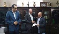 محمد نوین مالک جدید باشگاه سپیدرود رشت است محمد نوین گفت: طبق رای دادگاه من مالک جدید باشگاه هستم افشین ناظمی با این دو نفر صحبت کرده است.