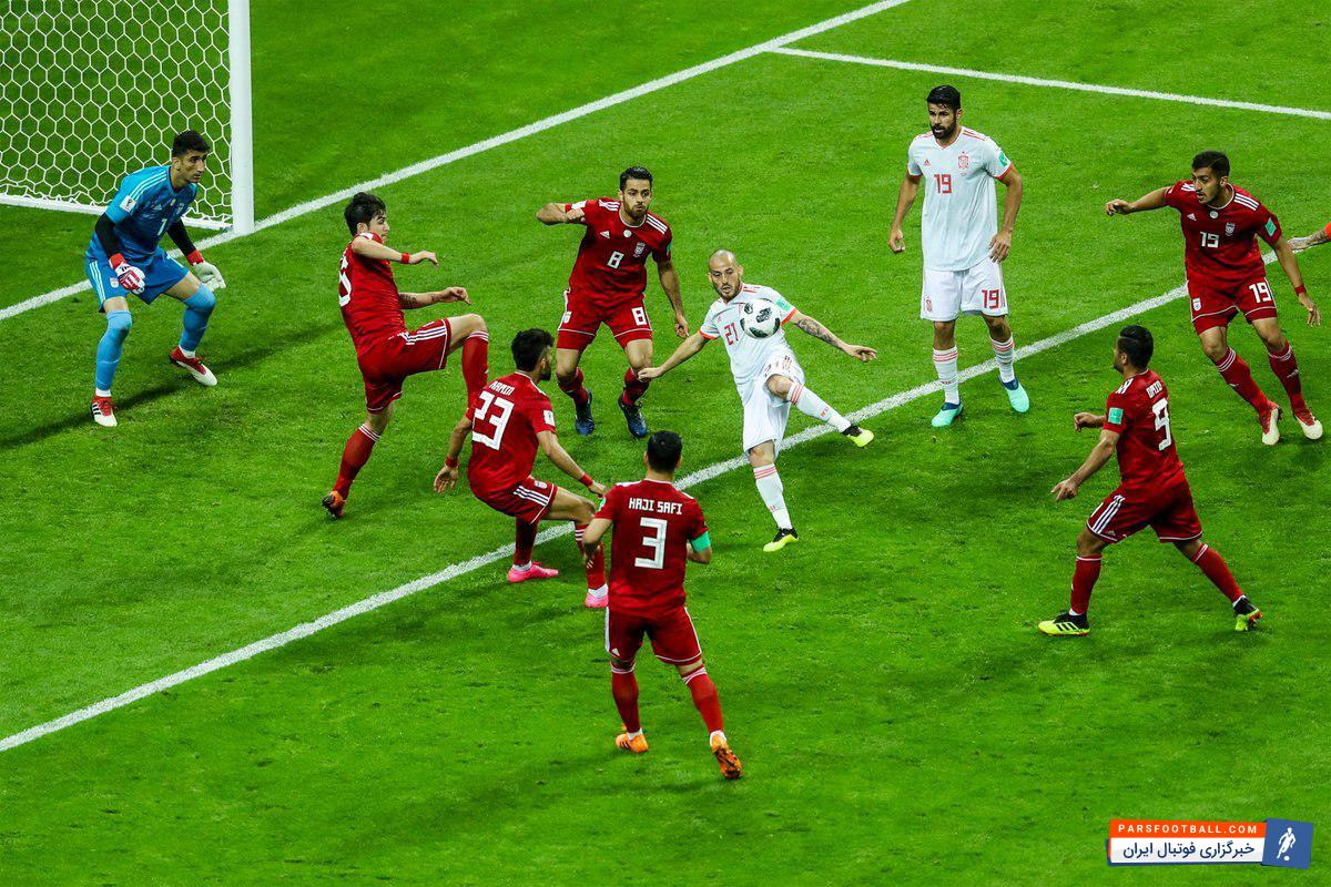 عکس ؛ پست سخیف و شرم آور گزارشگر بی بی سی بعد از دیدار ایران برابر اسپانیا