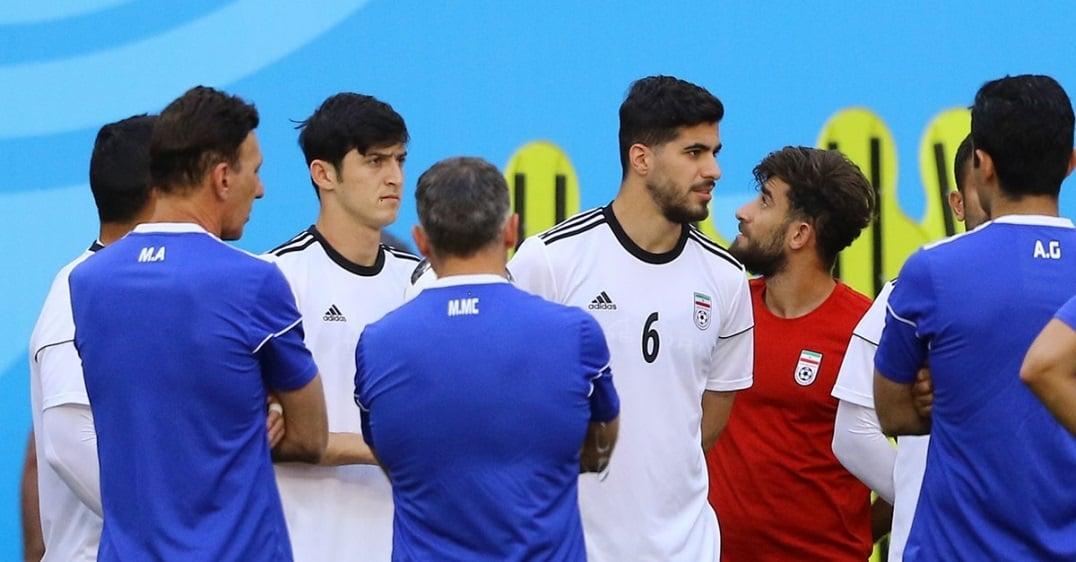 روزنامه ایران ورزشی : دل های ایران با شماست ؛ شگفتی بسازید ؛ پارس فوتبال