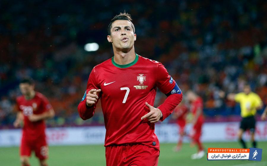 رونالدو ؛ 11 گل فوق العاده و تماشایی از کریس رونالدو در تیم ملی پرتغال