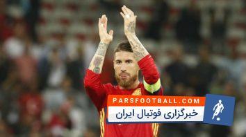 اسپانیا ؛ شوخی جالب سرخی و راموس با ناچو در تمرینات تیم ملی اسپانیا