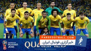 برزیل ؛ نگاهی به مهارت ها و گل های کوتینیو و نیمار زوج خط حمله تیم فوتبال برزیل