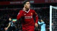 فیرمینو ؛ نگاهی به 10 گل برتر از روبرتو فیرمینو بازیکن تیم فوتبال لیورپول