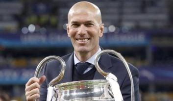 رئال ؛ زیدان سرمربی فرانسوی رئال مادرید با جدایی خود پروزه این تیم را نیمه کاره رها کرد