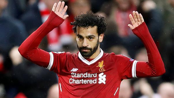 صلاح ؛ محمد صلاح ستره مصری مورد توجه باشگاه فوتبال رئال مادرید اسپانیا
