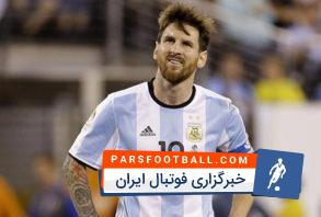مسی ؛ مهارت ها و تکنیک های لیونل مسی در پیراهن تیم ملی آرژانتین