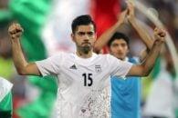 تصویر های پژمان منتظری مدافع تیم ملی ایران