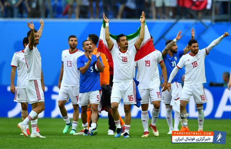 تیم ملی ایران ؛ لباس عربستان و مراکش هم همانند لباس تیم ملی ایران بود
