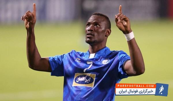 تیام ؛ پروژه انتقال مامه تیام مهاجم سنگالی استقلال به باشگاه متول الکویت منتفی شد