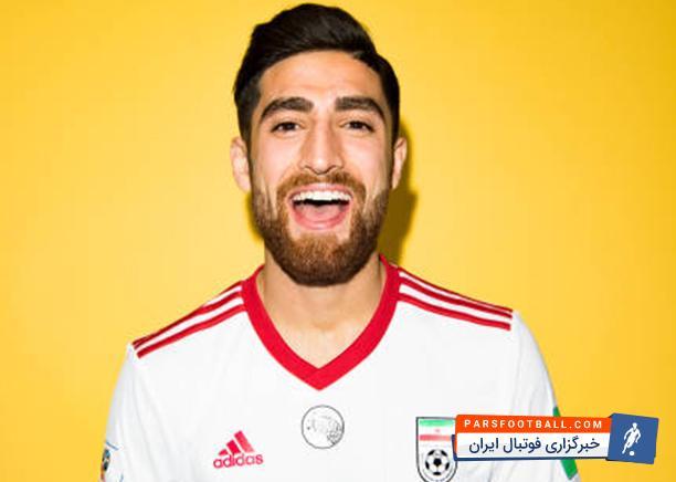 جهانبخش نماینده ایران روی جلد روزنامه کاتالانی اسپورتیوو ؛ پارس فوتبال