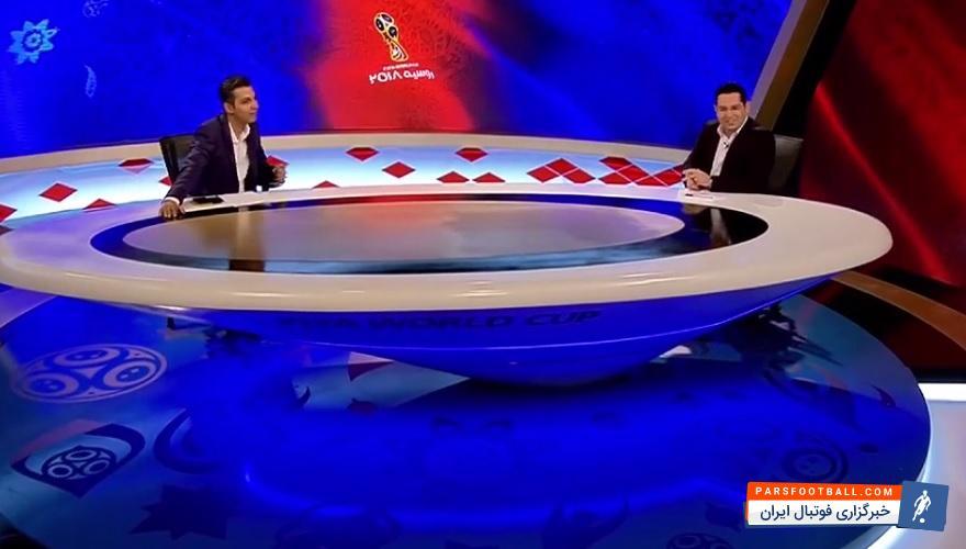 جام جهانی ؛ ساموئل اتوئو مهمان ویژه برنامه جام جهانی برای تحلیل دیدار ایران و مراکش