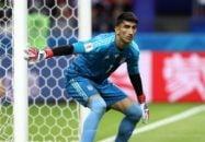 بیرانوند ؛ تصویری از نوجوانی علیرضا بیرانوند دروازه بان تیم ملی فوتبال ایران