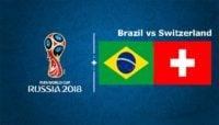بازی برزیل و سوئیس