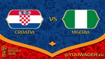 خلاصه بازی کرواسی و نیجریه