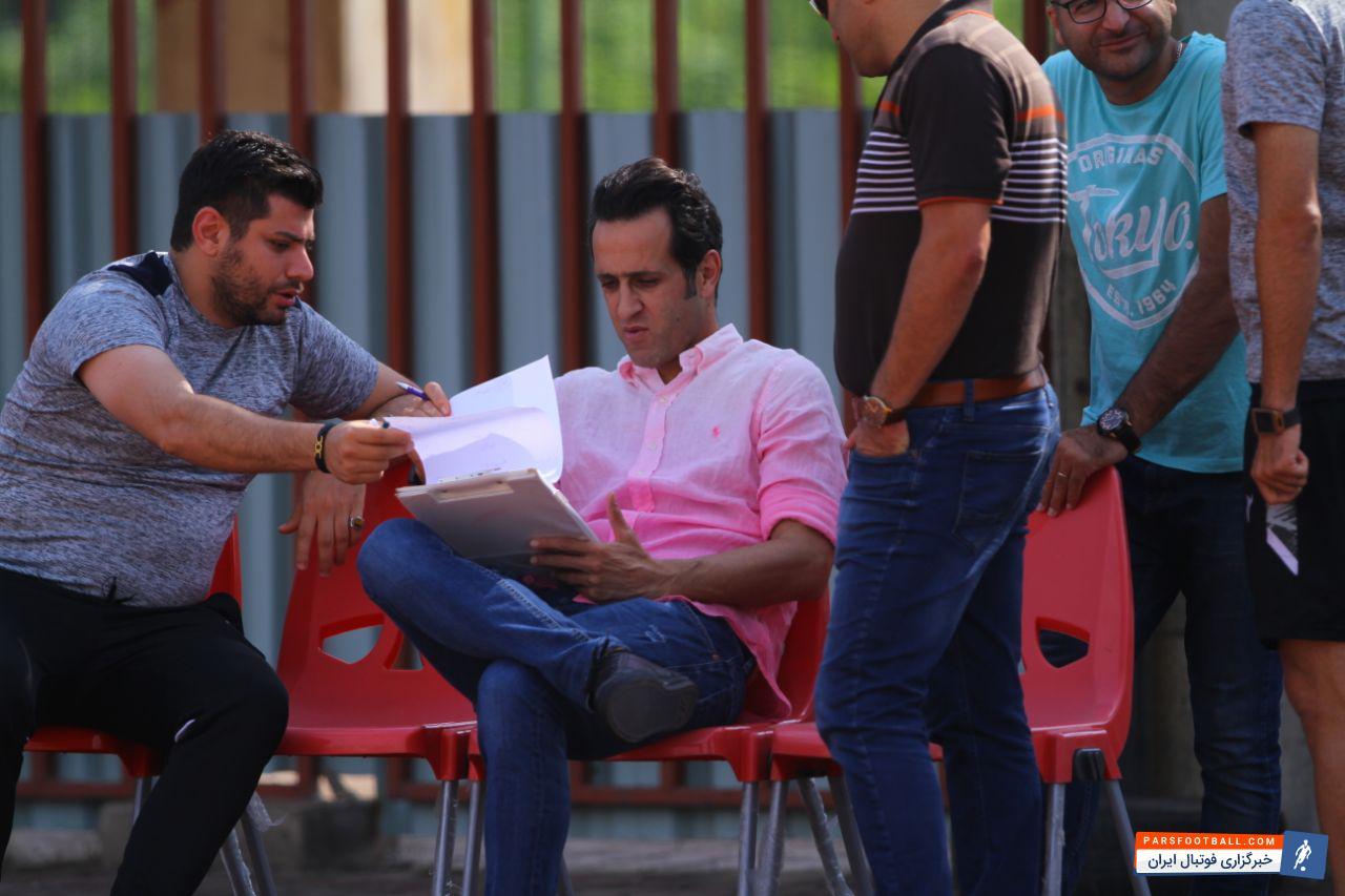 علی کریمی ؛ اظهارات علی کریمی از تمدید قرارداد پرسپولیسی ها تا شرایط تیم ملی برای جام جهانی