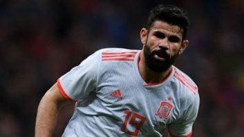 دیگو کاستا شب گذشته (جمعه) ستاره تیم ملی اسپانیا برابر پرتغال بود و دو گل از سه گل تیمش را به ثمر رساند.وی در پایان بازی به تمجید از رونالدو پرداخت.