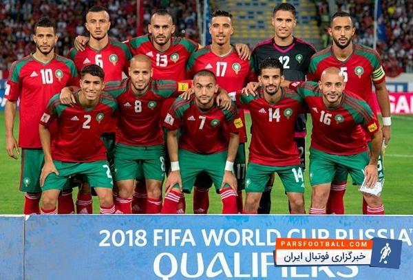 تیم ملی مراکش ؛ هروه رنار به دنبال شگفتی سازی با مراکش ؛ پارس فوتبال