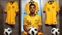 در لیستهای اعلام شده دنیل ارزانی پدیده 19 ساله تیم ملی فوتبال استرالیا که متولد سال 1999 میلادی است به عنوان جوان ترین بازیکن این دوره از مسابقات اعلام شد. بعد از او کیلین امباپه از فرانسه، اشرف حکیمی از مراکش، اوزوهو از نیجریه و آرنولد از انگلبستان رتبه های دوم تا پنجم را به خود اختصاص دادند.