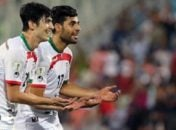 جام جهانی - سردار آزمون و مهدی طارمی