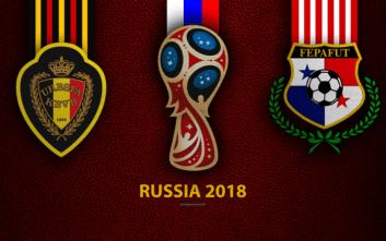 بازی بلژیک و پاناما