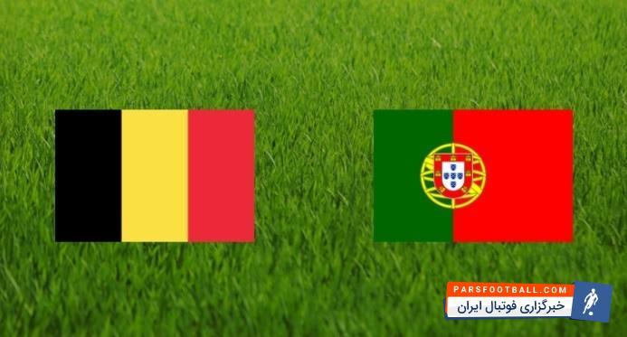 کلیپی از خلاصه بازی تیم های بلژیک و پرتغال در دیدار دوستانه ی 12 خرداد 97